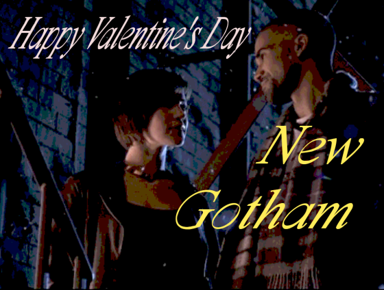 Happy Valentine's New Gotham